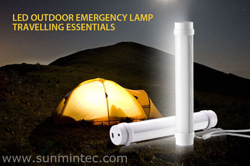 Portable Rechargeable Led Camping Light Lamp