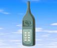 Portable Sound Level Meter Sl 5868p