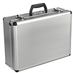Portable Tour Guide System Carrying Case