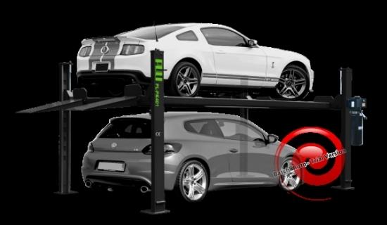 Post Parking Lift Pl Pk201