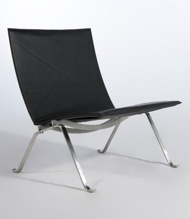Poul Kjaerholm Pk22 Easy Chair Ds308