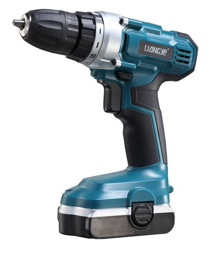 Power Tool Rechargeable Li Ion Electric Cordless Drill