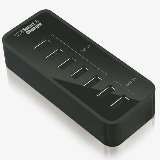 Powered Usb Hub 7 Ports