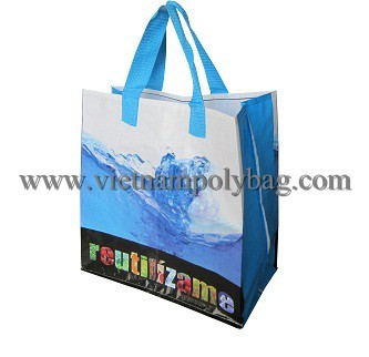 Pp Nonwoven Shopping Bag Made In Vietnam