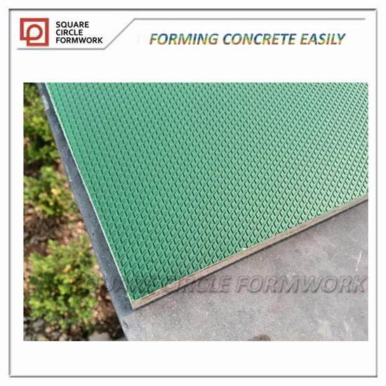 Concrete Formwork Pp Plastic Plywood