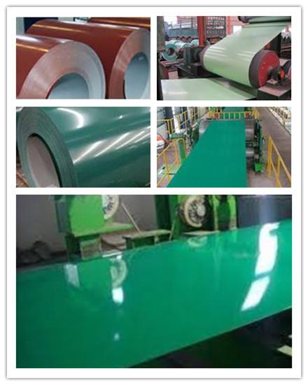 Ppgi Prepainted Galvanized Steel Sheets In Coil