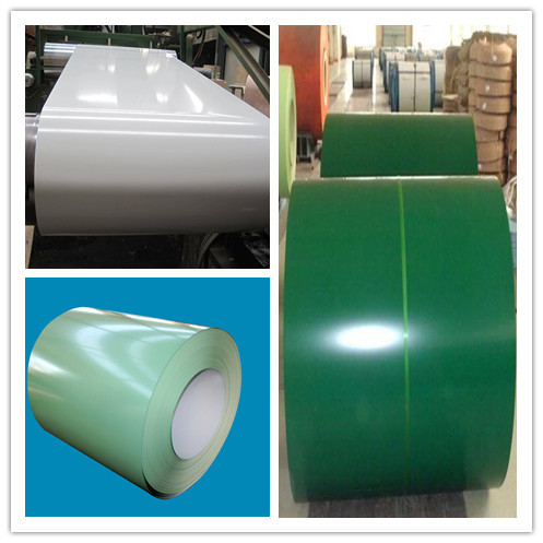 Ppgi Prepainted Steel Coil As Building Decorative Material