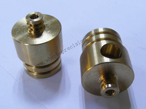 Precision Auto Metal Aluminum Machine Machined Cnc Custom Machining Parts