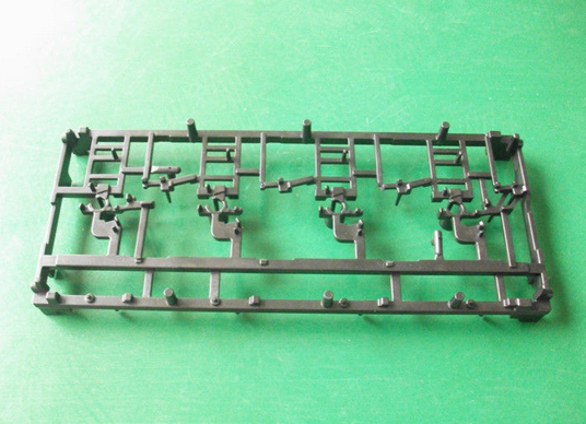 Precision Injection Mould For Jig Cold Runner And Ejection Pins
