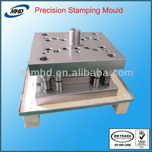 Precision Stamping Die Manufacture Progressive Mould