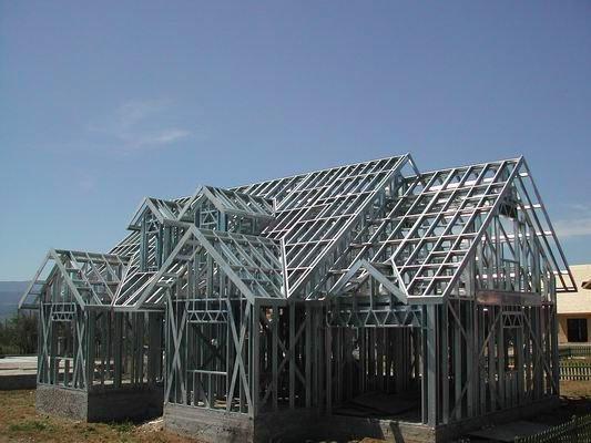 Prefabricated Steel Structure House Light Prefab