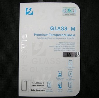 Premium Tempered Glass Screen Protector For Mobile Phone