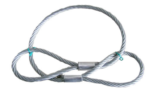 Pressed Wire Rope Sling Hemo Core