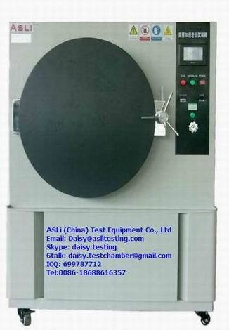 Pressure Accelerated Aging Test Chamber Hast