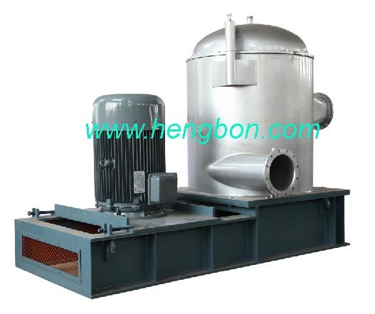 Pressure Screen For Paper Machine