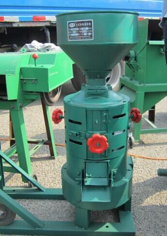 Price Grain Husk Peeling Machine For Millet Rice Corn Sorghum Removing Sale