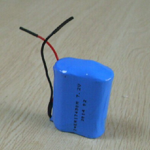 Primary Li Ion Battery Er17450m 3 6v 2500mah Used For Utility Meters