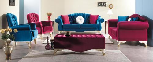 Princes Siting Set Home Furniture