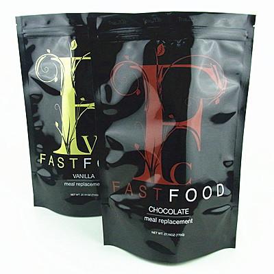 Printed Laminated Food Packing Plastic Bags