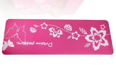 Printed Yoga Mat And Bag 3mm
