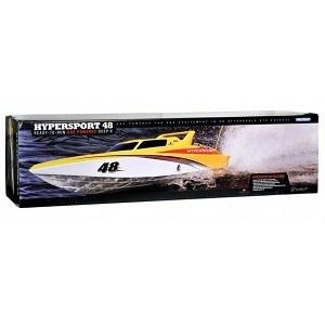 Pro Boat Hypersport 48 Deep V Gas Rtr 2 4