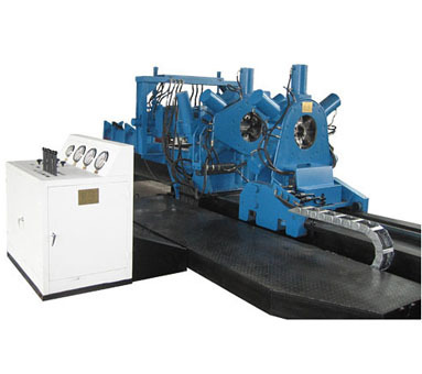 Product Hydraulic Bucking Unit