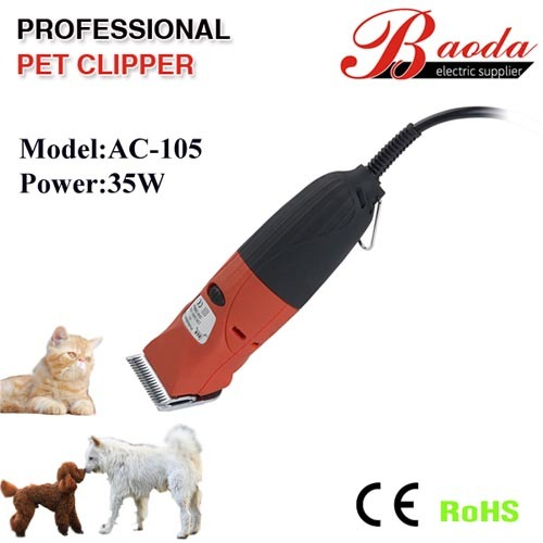 Professional Dog Clipper 35w Hot Selling