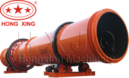 Professional Manufacturer Of Rotary Dryer