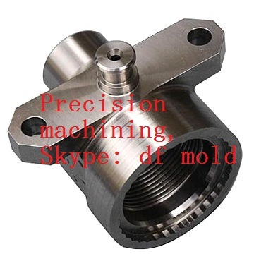 Professional Steel Precision Machined Parts For Electronic Accessories Auto
