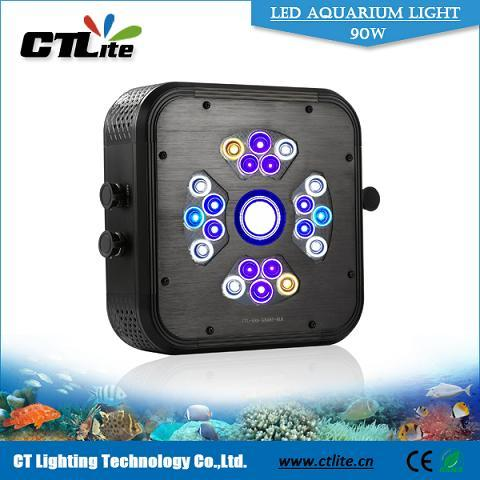 Programmable Led Aquarium Light With Three Independent Channels