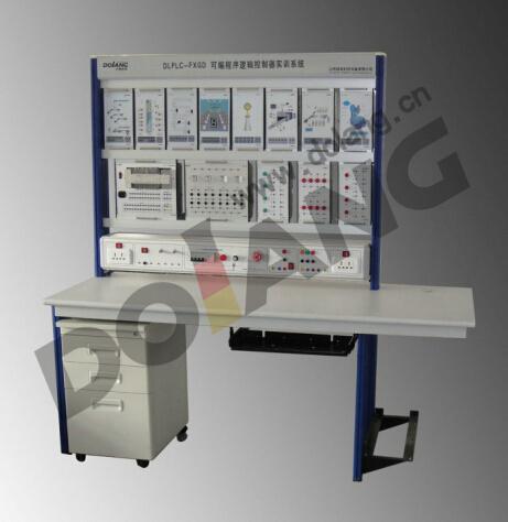 Programmable Logic Controller Training Set Dlplc Fxgd Mitsubishi 3u Series