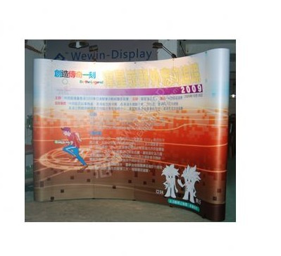 Promotional Hot Selling Spring Pop Up Display