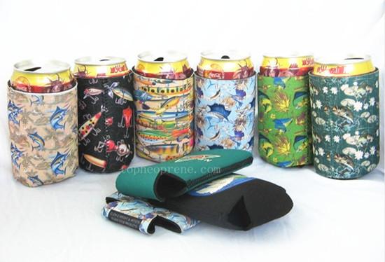 Promotional Neoprene Beer Can Cooler Coozie Koozie Holder