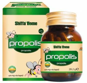 Propolis Capsule Natural Healthcare Supplement 400 Mg X 60