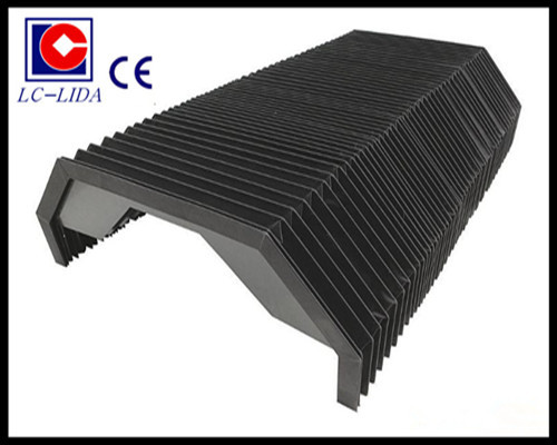 Protective Accordion Bellow Covers Dust Cover For Cnc