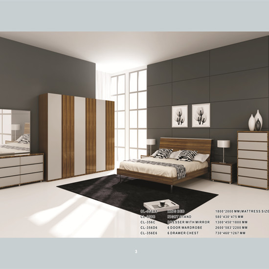 Provide Modern Bedroom Set Manufacture
