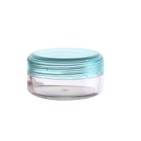Ps Cosmetics 3g Cream Empty Sample Jar Plastic Cosmetic Bottles