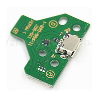 Ps4 Controller 12 Pin Logic Board Mini Usb Charge Port Part Socket