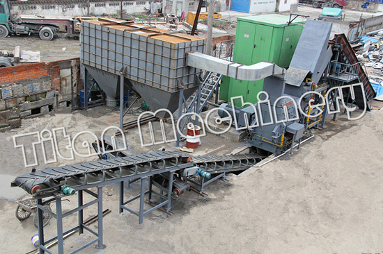 Psx Series Hydraulic Crusher