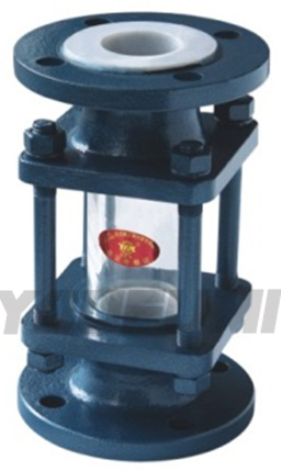 Ptfe Lined Sight Glass