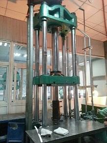 Ptfe Teflon Rod Extruder Press Machine Fmy600 Type Dia 20mm 500mm Productio