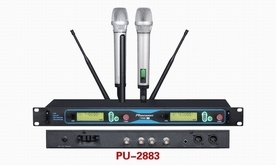 Pu 2883 Ture Diversity Uhf Wireless Microphone