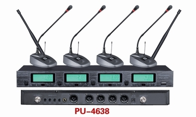 Pu 4638 Uhf Conference Microphone