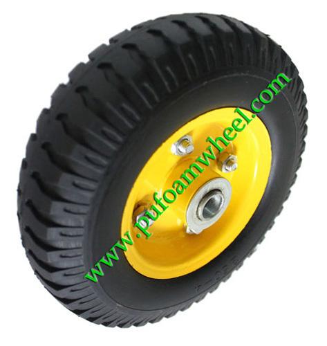 Pu Foam Wheel Polyurethane Wheel250 4