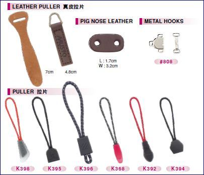 Puller Zipper Cord For Garment Outdoor Gears Jackets