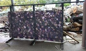 Purple Natural Quartz