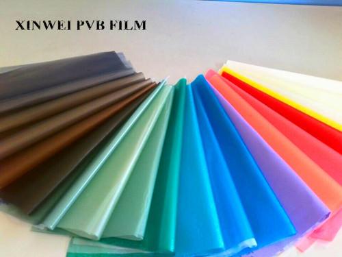 Pvb Film And Interlayer
