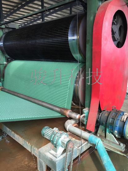 Pvc Capillary Drainage Panel Production Line