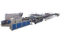 Pvc Foaming Board Extrusion Line