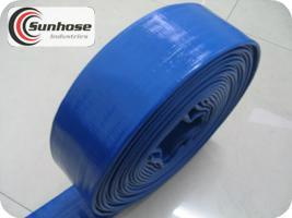 Pvc Hose Lay Flat Water Discharge
